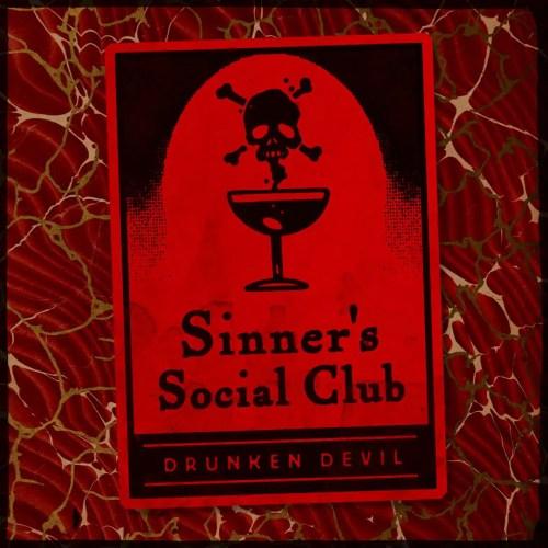 Drunken Devil Sinner's Social Club Parties Hell Immersive Cocktails Dinner Appetizers Matt Dorado
