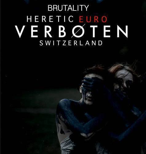 Heretic Horror Simulation & Brutality Haunted House - Switzerland - Verboden