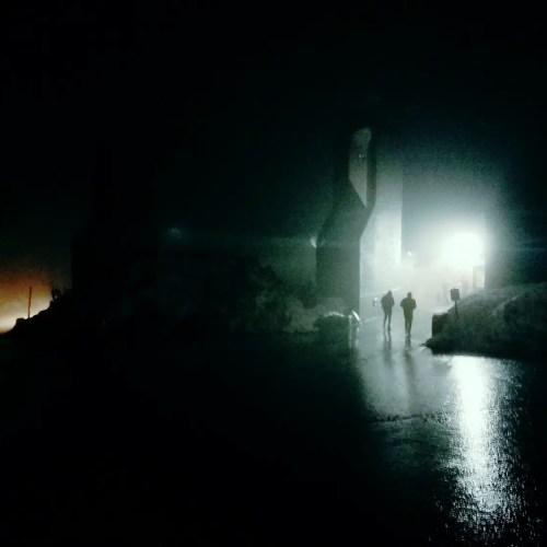 Panel Overlook Film Festival Immersive Horror Theater Blackout ABC Project Bottleneck Immersive