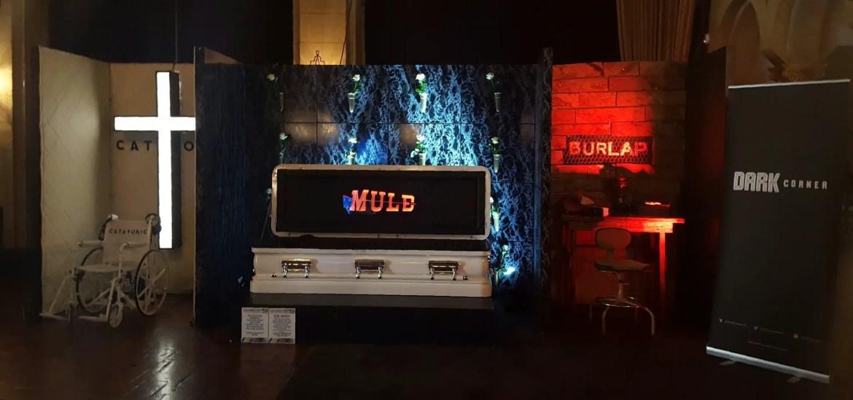 Dark Corner Mule Catatonic Teal Greyhavens Guy Shelmerdine Virtual Reality Haunting Immersive Theater Overlook Film Festival