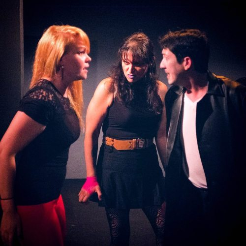 So you want to be a vampire - offending shadows - hollywood fringe festival - haunting.net