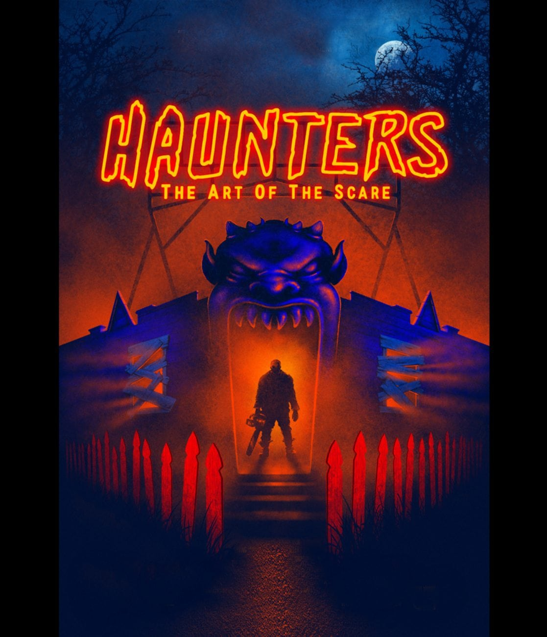 Haunters: The Art of the Scare - Jon Schnitzer - ScareLA Panel