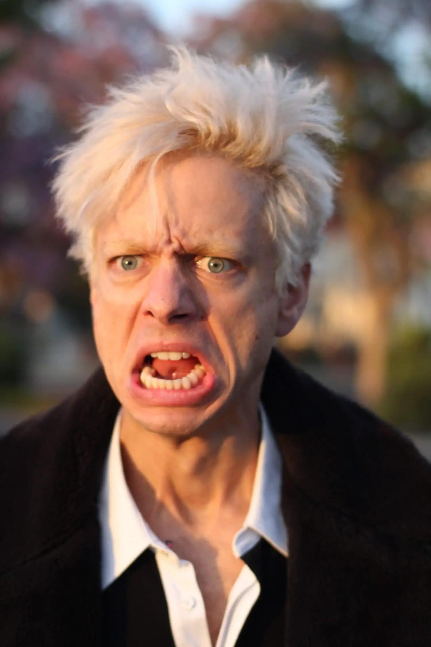 Klaus Kinski - Andrew Perez - The Second Coming - Fringe - Immersive Play - Art