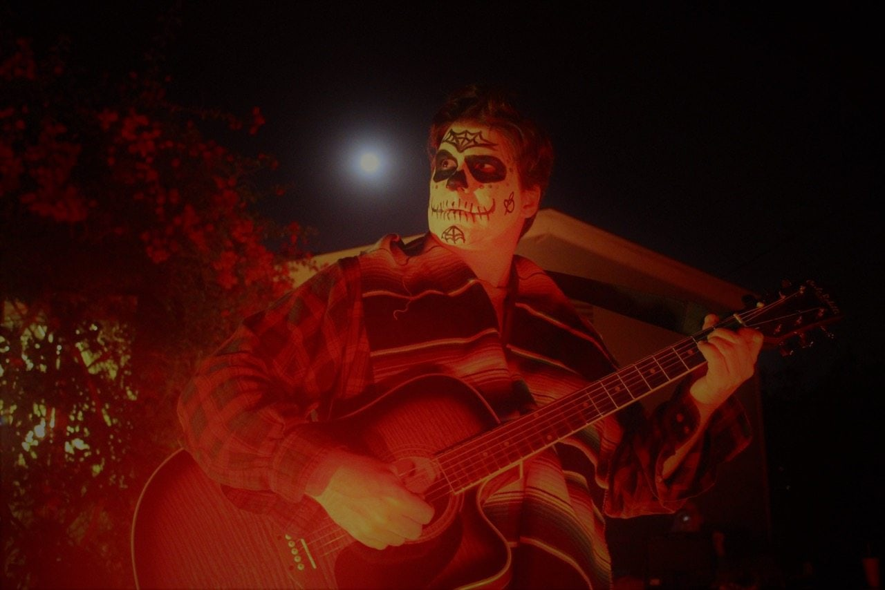force of nature productions fallen saints dia de los muertos halloween day of the dead michael guthrie antonio