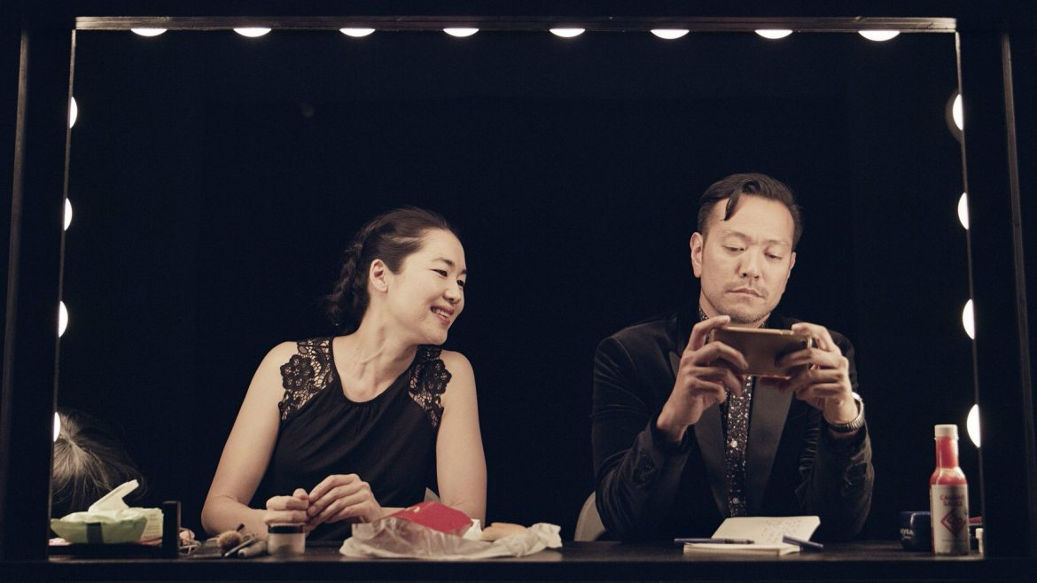 Truth, Lies, Think Tank, Louis Changchien, Jackie Chung, Christopher Chen, Caught, Immersive Theater, Theatre, Play