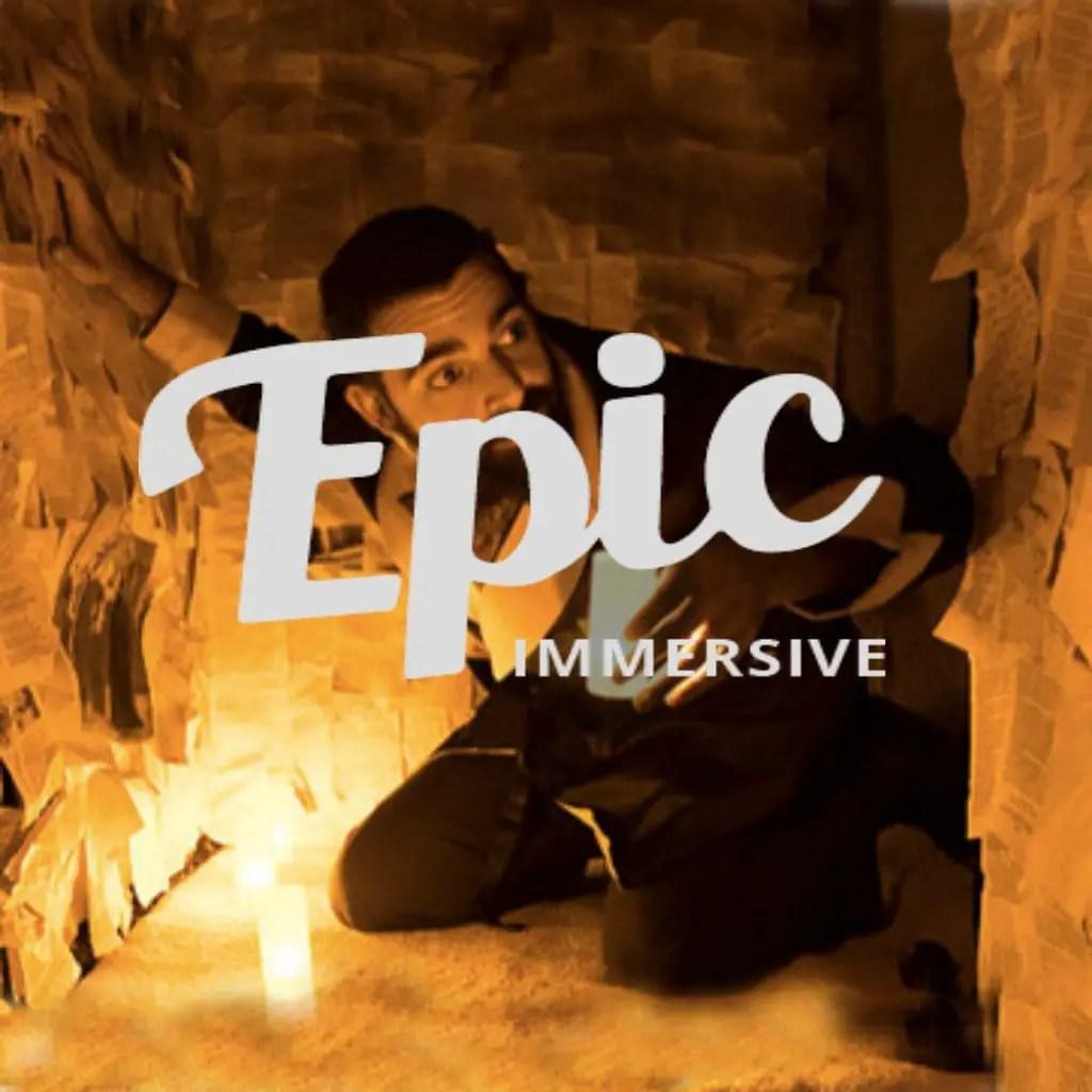 Epic Immersive - San Francisco - Large Scale Immersive Experiences - Steve Boyle