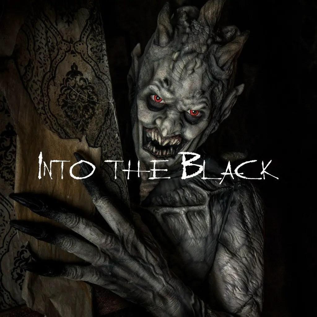 Into the Black - Black House - Larry Bones - Cheryl Bones - Haunted House - Halloween