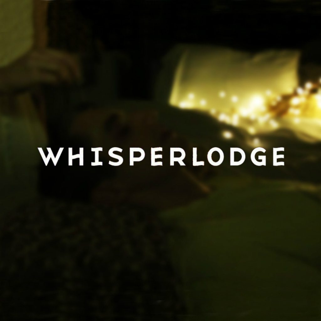 Whisperlodge - Video - ASMR - Melinda Lauw - Immersive Experience