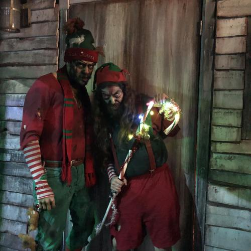 midnight terror chicago haunt christmas holiday oak lawn illinois