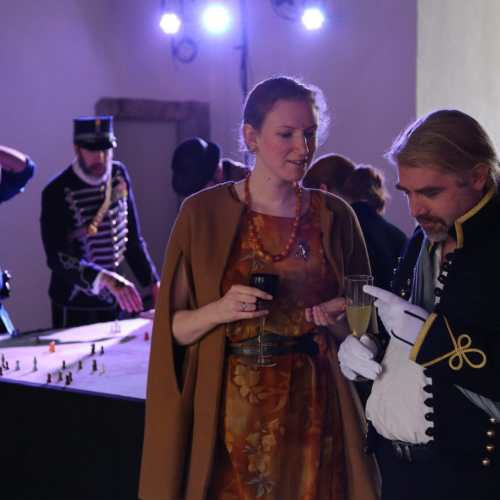 Participation Design Agency's Live Action Role Play (LARP) Experience - Inside Hamlet,