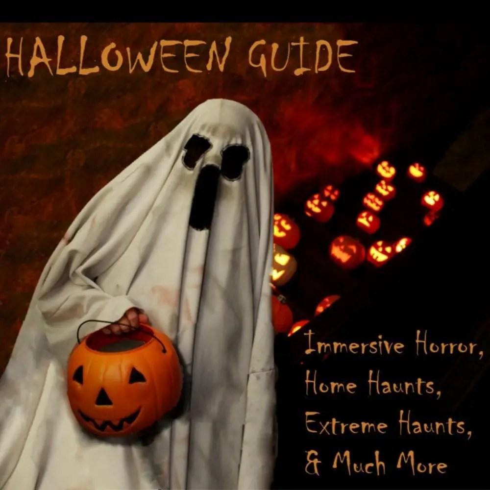 Los Angeles, Halloween, Haunt, Guide, 2018