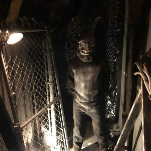 opechee haunt glendale home haunt sam kellman donnie darko walkthrough maze immersive attraction