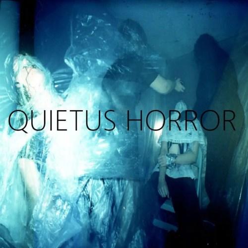 Quietus Horror, Logo, Full Sized