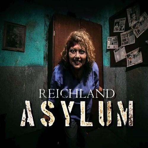 Reichland Asylum, Home Haunt, Haunted House, Los Angeles, CA