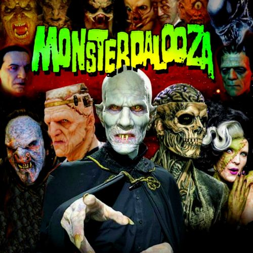 Monsterpalooza - Special FX Makeup and Monster Convention