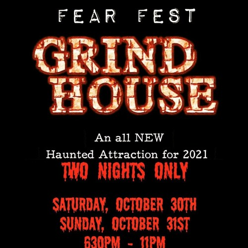 Dreich Society - Fear Fest Grind House - Home Haunt - Ontario CA