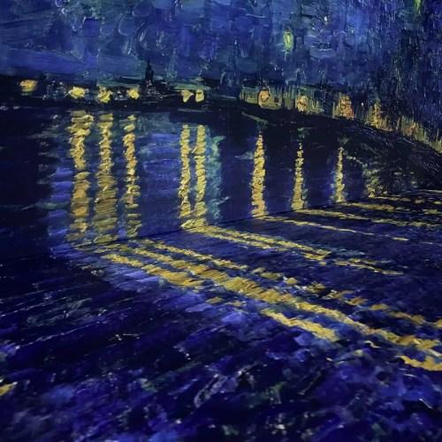 Beyond Van Gogh: The Immersive Experience - Anaheim Convention Center - Orange County - Anaheim - CA - Immersive Installation