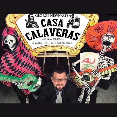 Casa Calaveras - Art Experience - Paramount - Los Angeles - CA