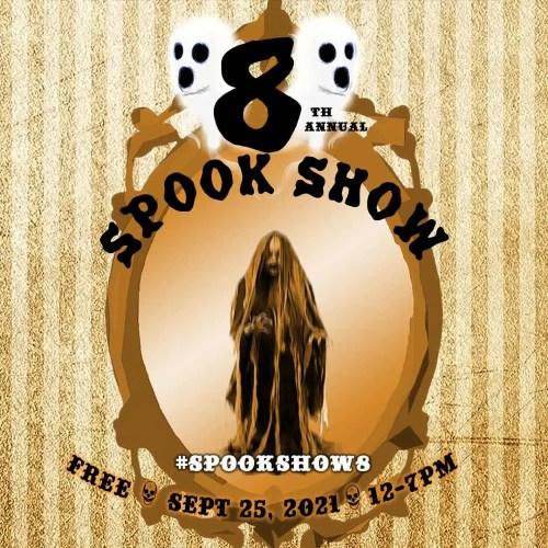 Halloween Club - Spook Show 8 - La Mirada - CA - Convention & Festival