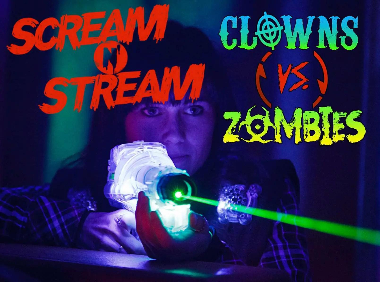 Scream N' Stream Haunted Drive-Thru - Orlando - FL - Haunted House - Drive Thru Experience