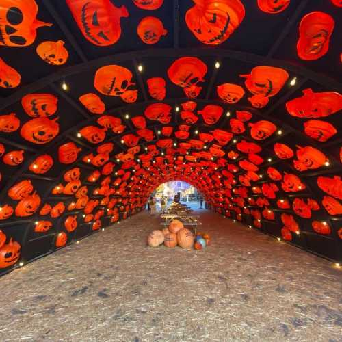 Haunt 'O Ween - Activation - Installation - Experiential Supply Co - Family Friendly - Los Angeles CA