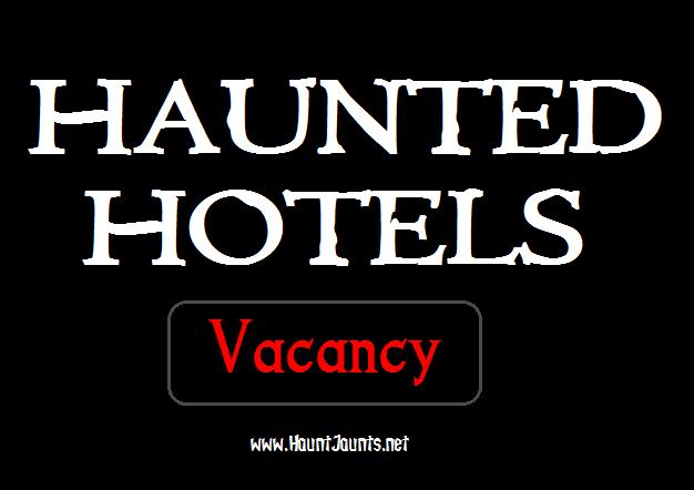 Haunted Hotels HJ