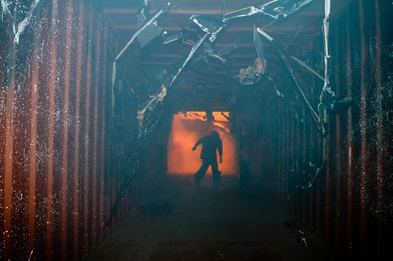 Step inside Dark Harbor's mazes. If you dare...