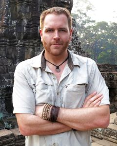 Josh Gates, Host of Expedition Unknown