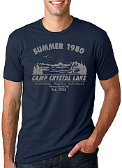 Summer 1980 Camp Crystal Lake Shirt
