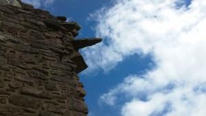 Urquhart Castle Sky