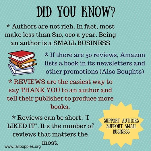 Book Reviews Matter
