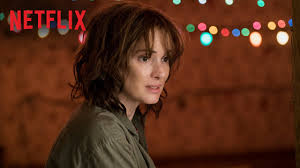 Wynona Ryder Stranger Things