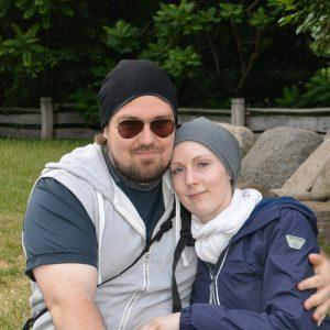 Daniel und Annika