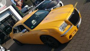Chrysler 300 umgestaltung