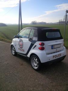 Police Cars unserer Kunden