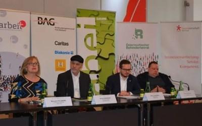 """Pressekonferenz: """"10 Bausteine für eine inklusive Arbeitsmarktpolitik"""""""