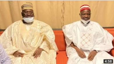 Photo of Bidiyo : Allahu Akbar!! Kuji Irin Addu'ar Da Sheikh Balalau Ya zazzagawa Kwankwaso