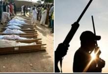 Photo of Da Duminsa: Innalillahi wa inna ilaihi raji'un: Gawarwakin mutane 15 da 'yan Bindiga suka kashe a Sokoto a daren Jiya