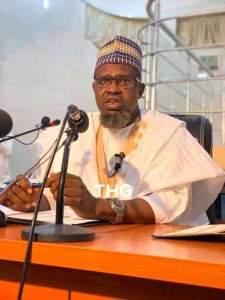 Alhamdulillahi Dr Muh'd Sani Umar R/Lemo Ya Zamo Farfesa