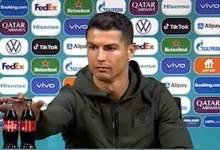 Photo of Menene Yasa 'Cristiano Ronaldo' Ya Kautar Da Lemon Coca-cola Daga Gabansa? ~ Awaisu Al'arabee fagge
