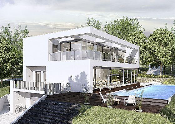 OKAL Haus GmbH - Projekt Fertighaus