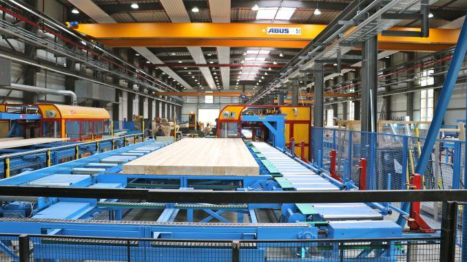 Massive Investitionen in den Ausbau der Produktionskapazitäten und die Neueinstellung von 150 Mitarbeitern erlauben dem Unternehmen einen ambitionierten Wachstumskurs. (Foto: DFH)