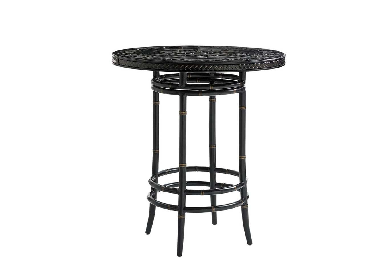 Marimba High Low Bistro Table Base