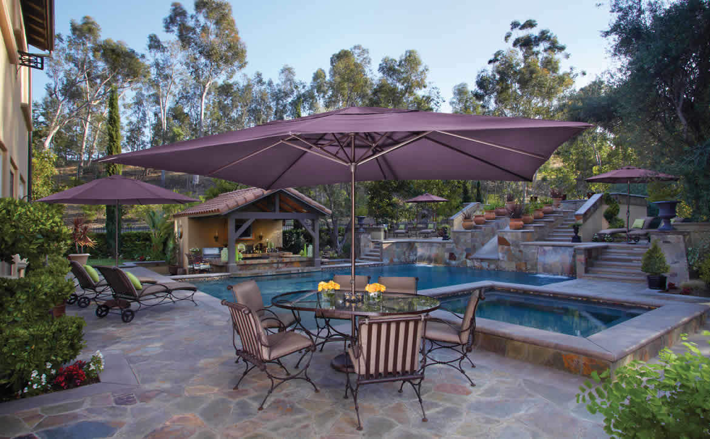 Umbrella Tables Outdoor