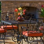 Wrought Iron Patio Furniture Is Perfect For Your San Diego Backyard Hauser S Patio