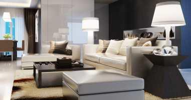 Wohnung modern einrichten   4 Tipps   Haushaltstipps.net