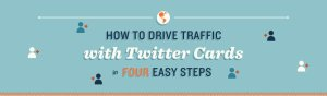 drive traffic with twitter cards