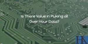 value of puking