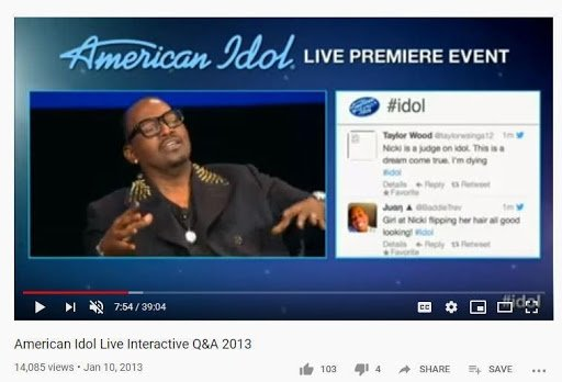 leverage live streaming