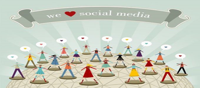 social media is a marketing channel